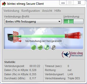 bintec Secure IPSec Client Vollversion